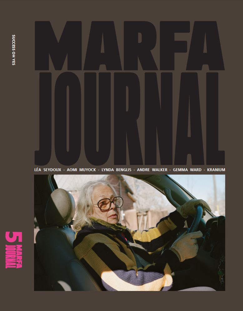 MARFA JOURNAL COVER 10