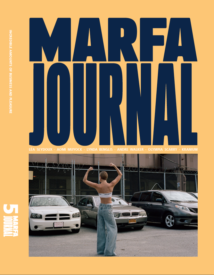 MARFA JOURNAL COVER 6