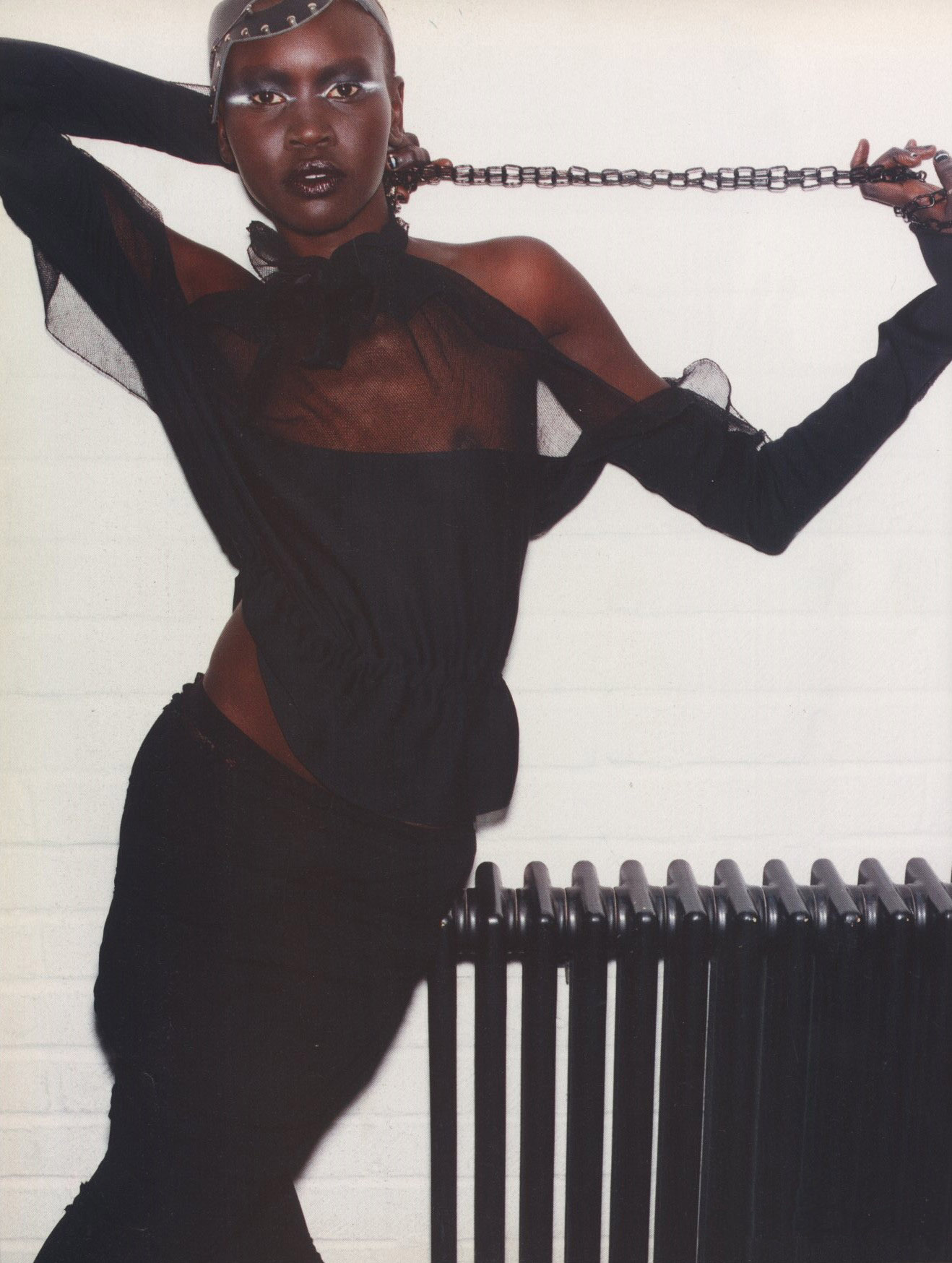 ALEK WEK PHOTOGRAPHY MARIO TESTINO DUTCH #34 2001