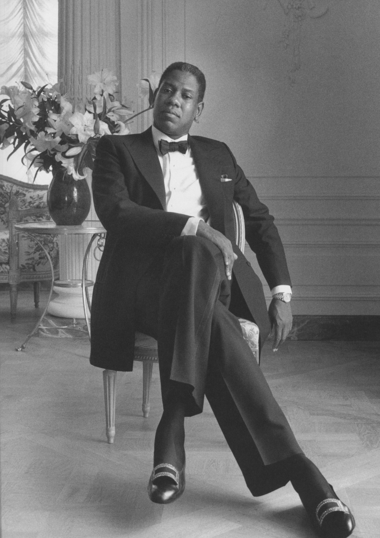 ANDRE' LEON TALLEY VILLA VIGIE FRANCE 1989 PHOTOGRAPHY ALICE SPRINGS