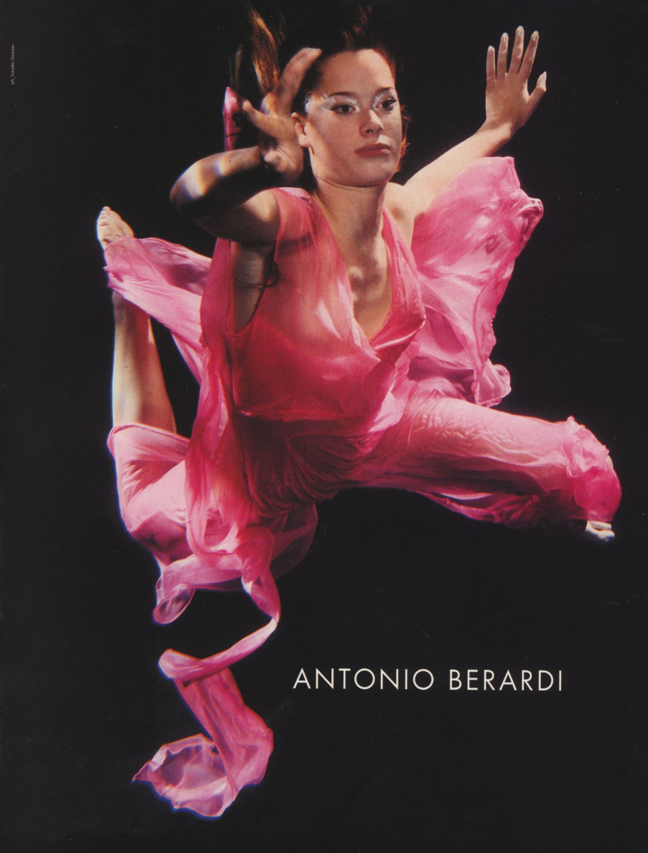 ANTONIO BERARDI | AD CAMPAIGN | PHOTOGRAPHY SANDRO SODANO | DUTCH 26 | MARCH/APRIL 2000