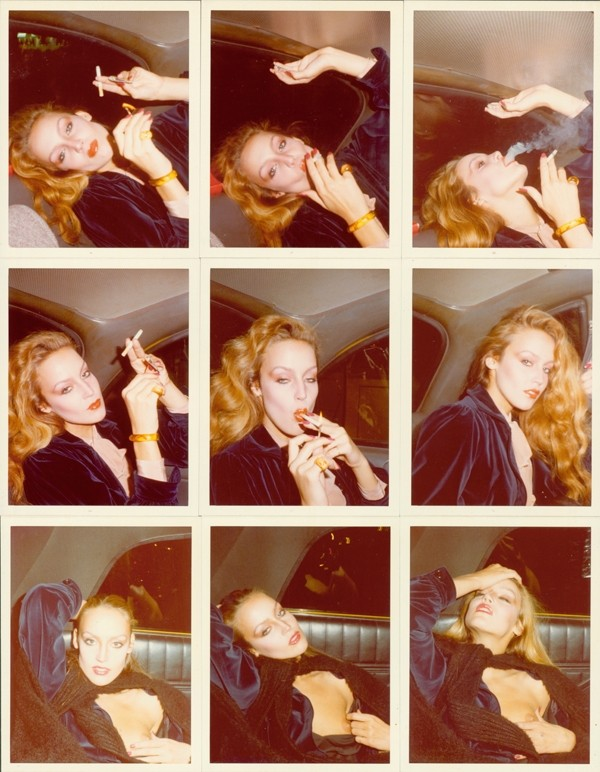 ANTONIO LOPEZ - JERRY HALL, NEW YORK CITY, 1978