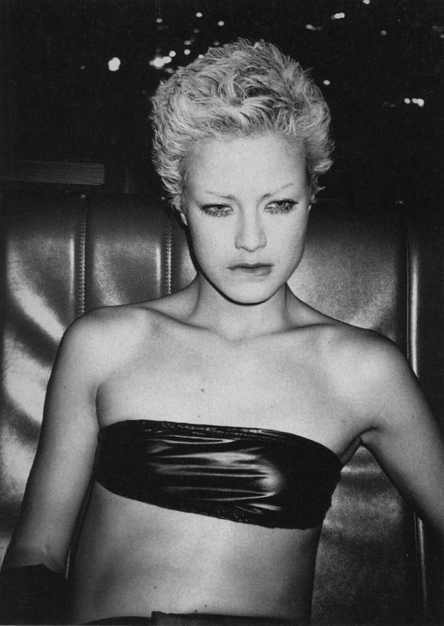 CAROLYN MURPHY | PHOTOGRAPHY TERRY RICHARDSON | i-D MAGAZINE NO.148 | JANUARY 1996