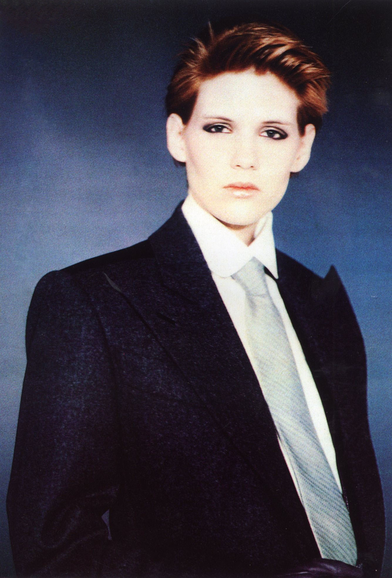 CLAUDE MONTANA | PHOTOGRAPHY PAOLO ROVERSI | MARIE CLAIRE BIS N.8 | AUTUMN/WINTER 1984