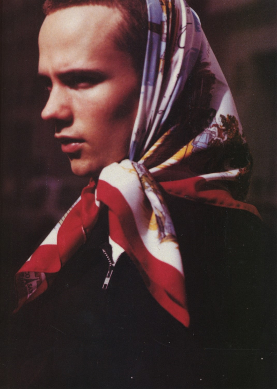 COMME DES GARCONS HOMME PLUS | COLL. A/I 1999/2000 | PHOTOGRAPHY PAOLO ROVERSI | VOGUE ITALIA N.589 | SEPTEMBER 1999