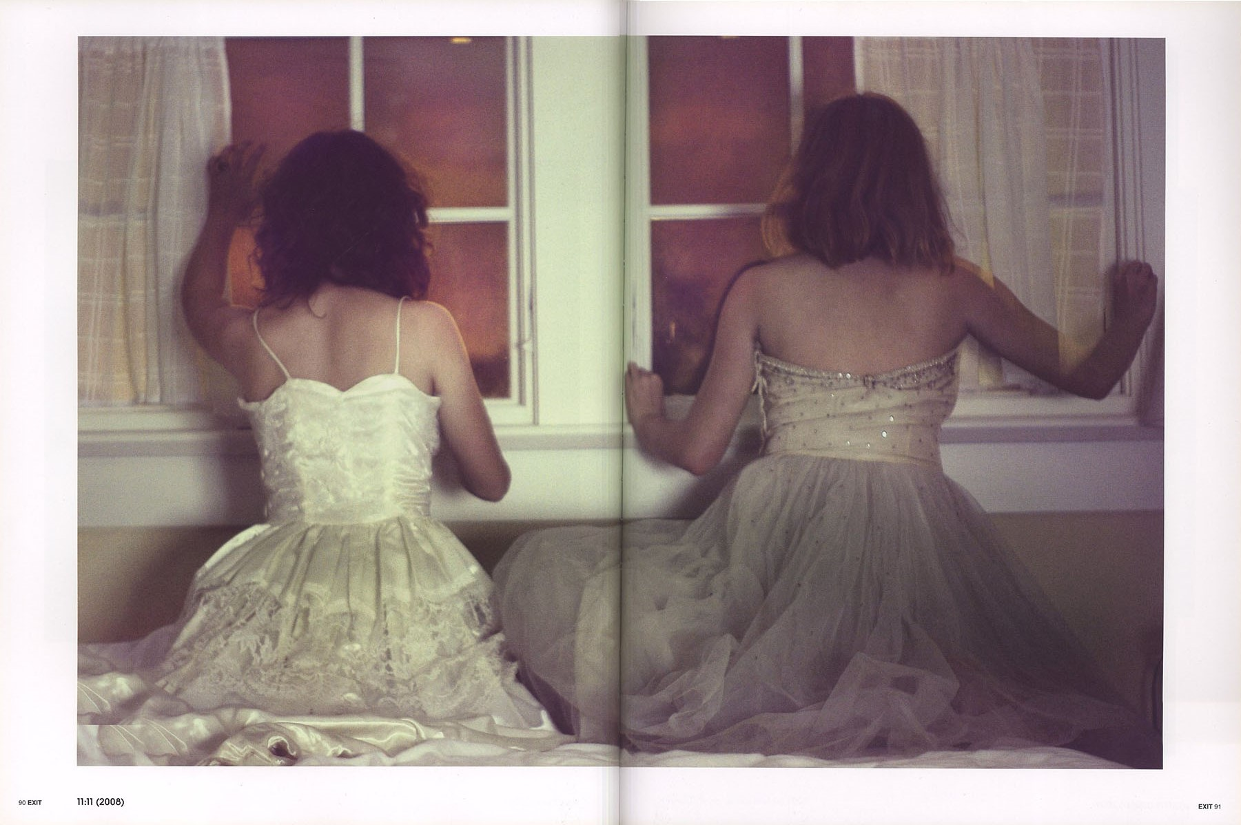 ENVELOPED IN A DREAM | 11:11 (2008) | PHOTOGRAPHY OLIVIA BEE | EXIT | VOLUME 3 NUMBER 10 ISSUE 30
