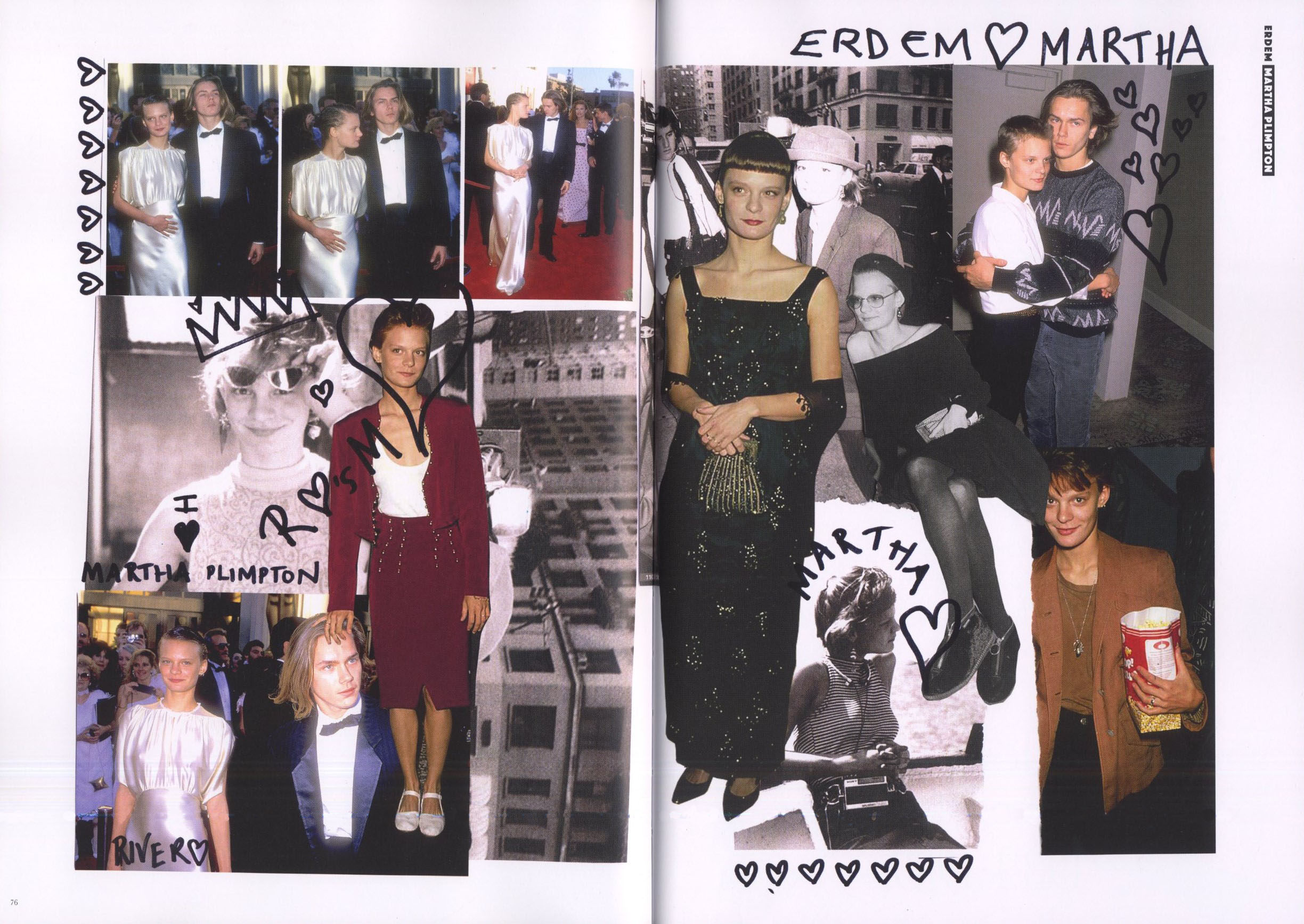 ERDEM | MARTHA PLIMPTON | FANPAGES | ISSUE 2