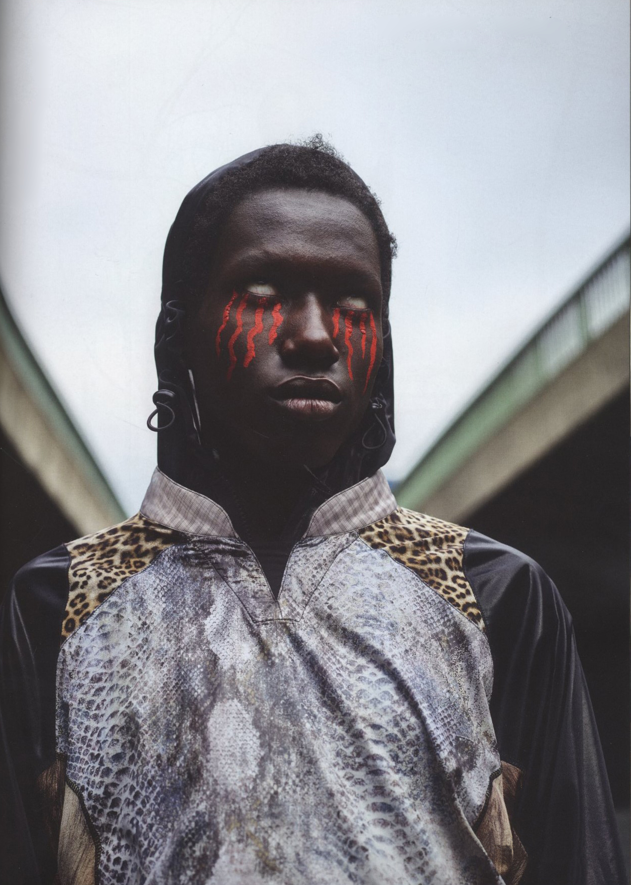 EUROPA | PHOTOGRAPHY PIETER HUGO | STYLING JO BARKER | RE-EDITION | ISSUE 9 | SPRING/SUMMER 2018