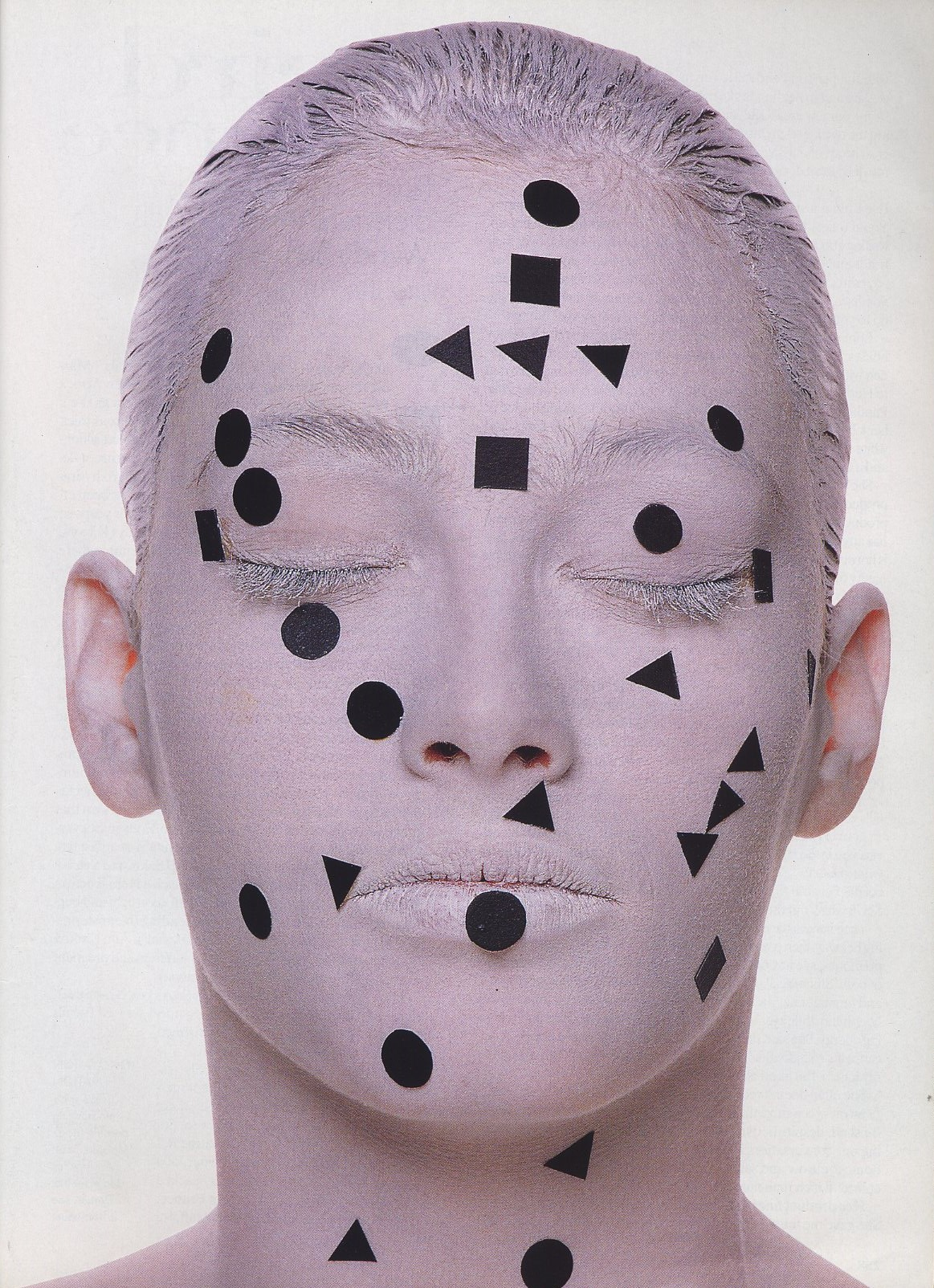 FACE HEALERS | VOGUE US | FEBRUARY 1999 | MAKEUP KEVYN AUCOIN | PHOTOGRAPHY IRVING PENN