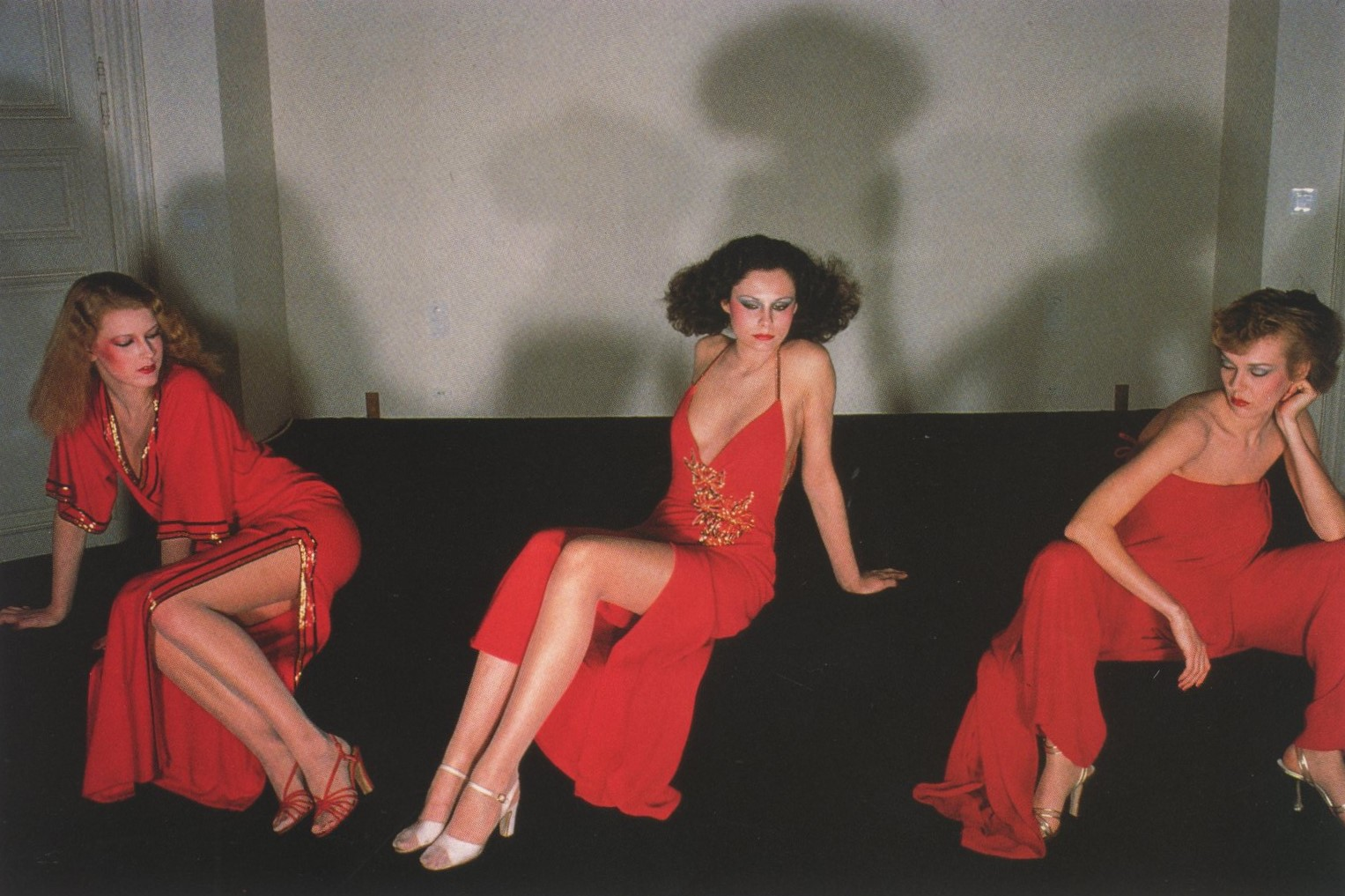 FRENCH VOGUE | MARCH 1976 | PHOTOGRAPHY GUY BOURDIN | DUTCH #12 | AUTUMN '97