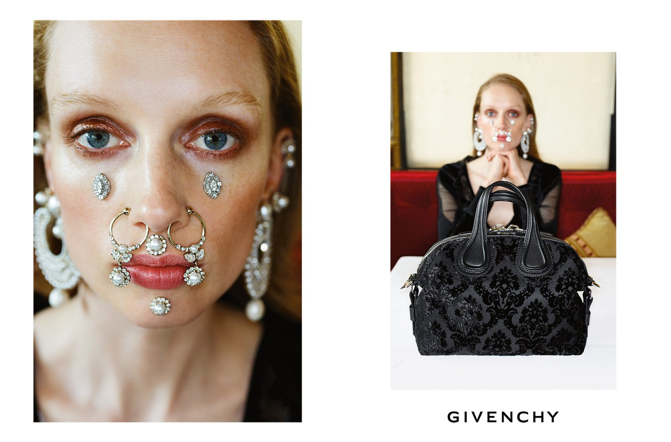 GIVENCHY | PHOTOGRAPHY MARTIN PARR | STYLING ELODIE DAVID-TOUBOUL |  LE BON MARCHE' | FALL/WINTER 2015