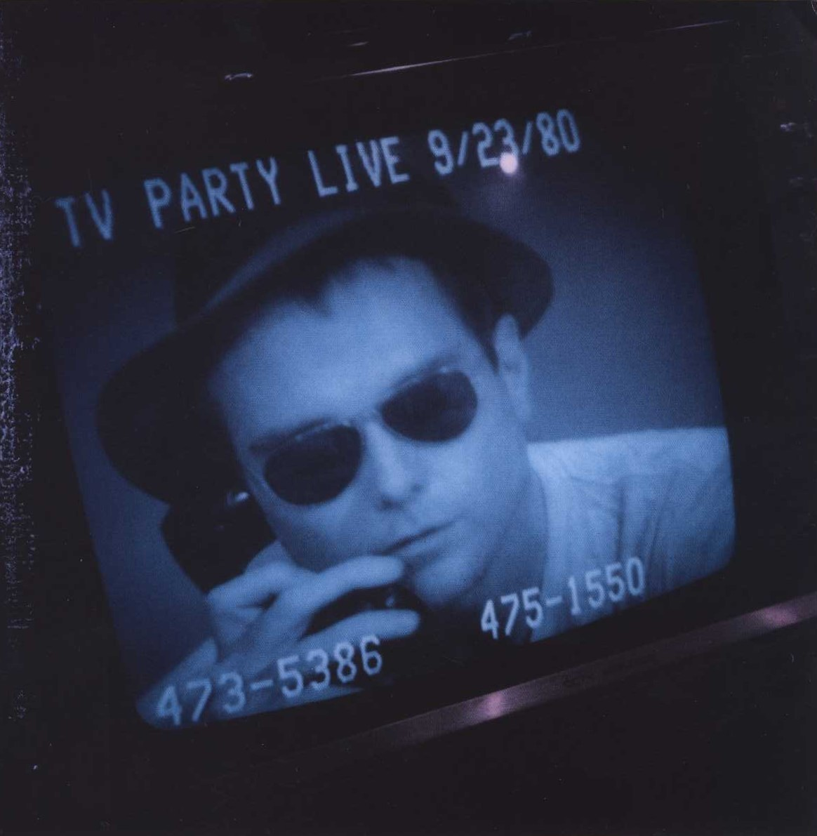 GLEN O'BRIEN | TV PARTY | POLAROID BY MARIPOL | 1980