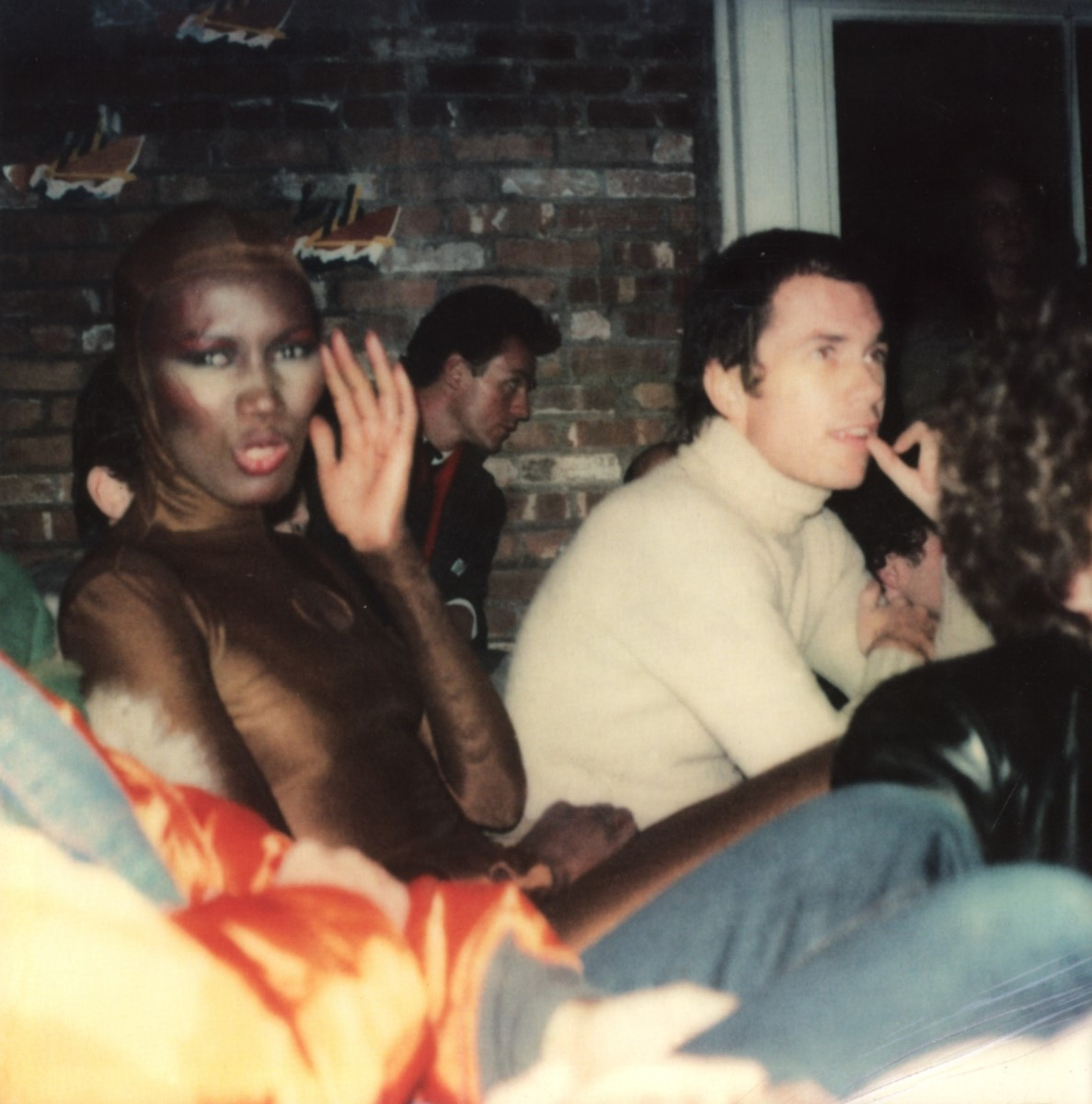 GRACE JONES AND JEAN-PAUL GOUDE | PHOTOGRAPHY MARIPOL | MARIPOLARAMA | POLAROIDS BY MARIPOL | BOOK