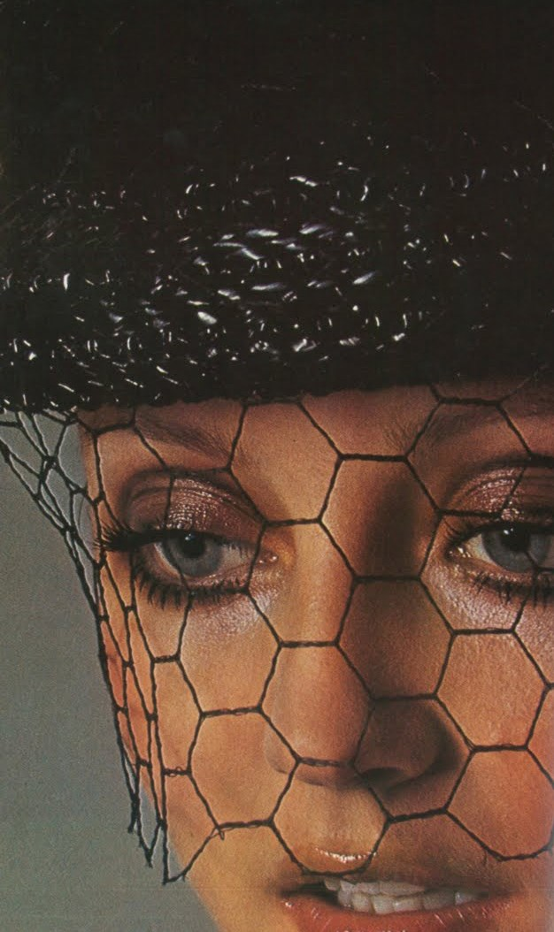 GUY BOURDIN, INGRID BOULTING, VOGUE PARIS MARCH 1971