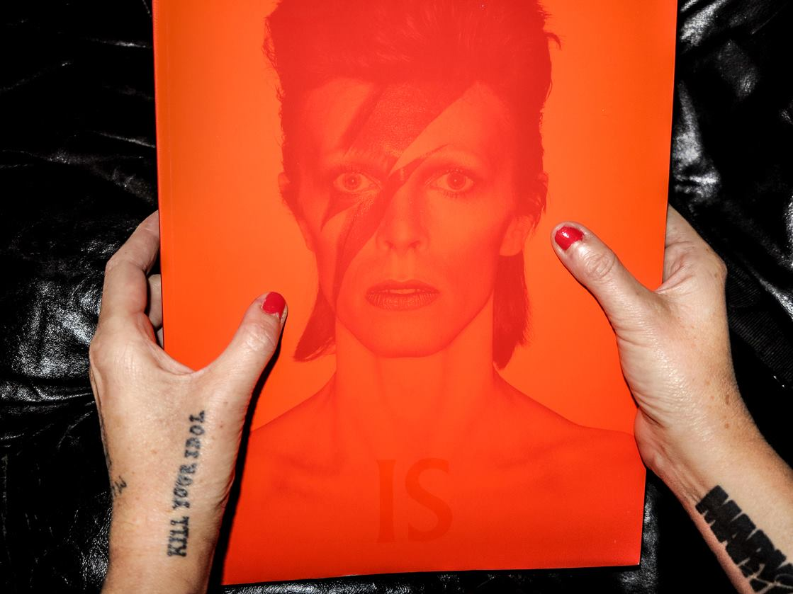 HAPPY BIRTHDAY MR BOWIE