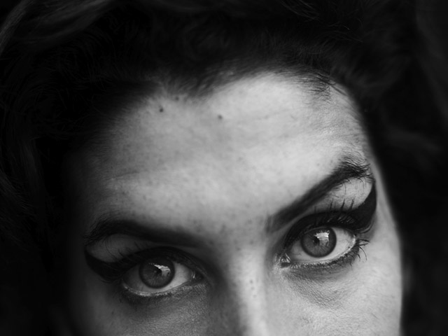 AMY WINEHOUSE PHOTOGRAPHY HEDI SLIMANE JULY 2007