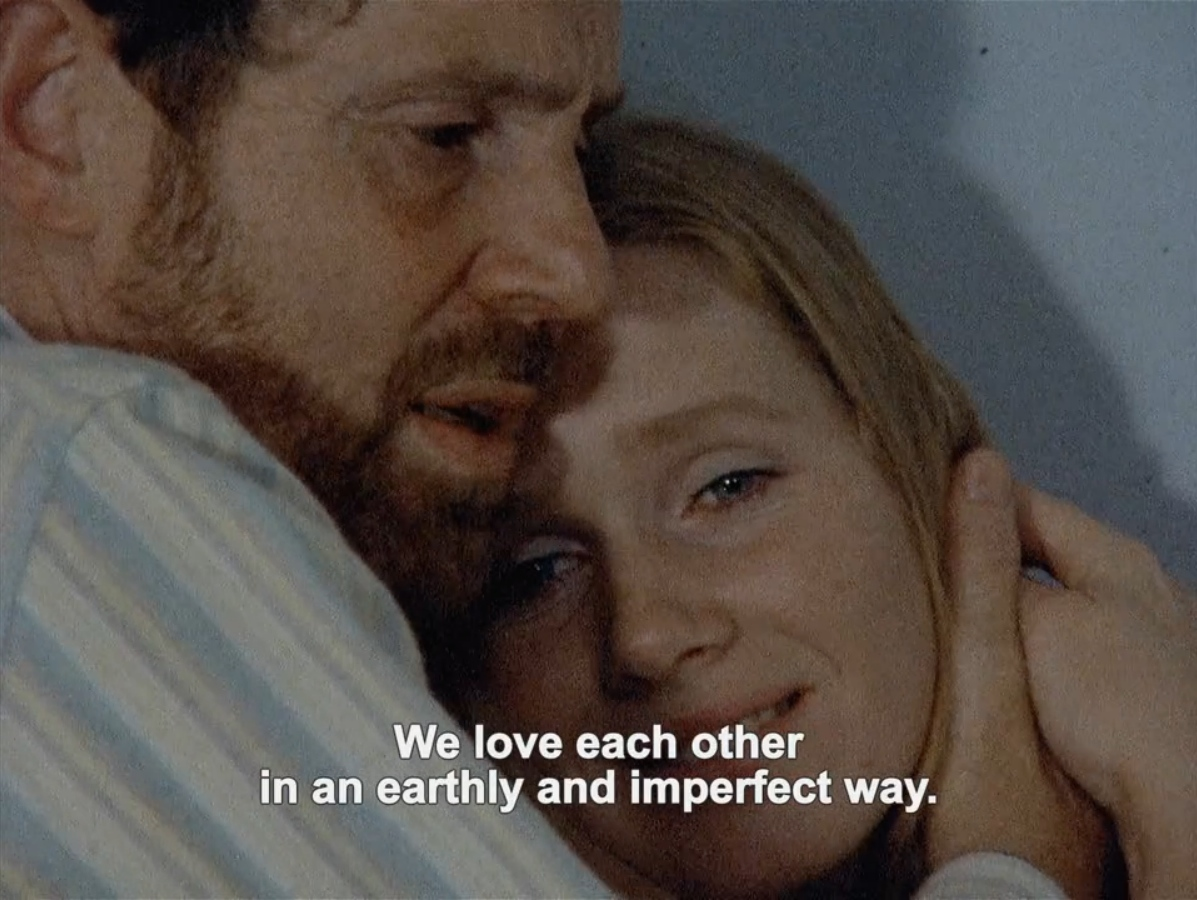 INGMAR BERGMAN - LIV ULLMANN AND ERLAND JOSEPHSON, SCENES FROM A MARRIAGE, 1973
