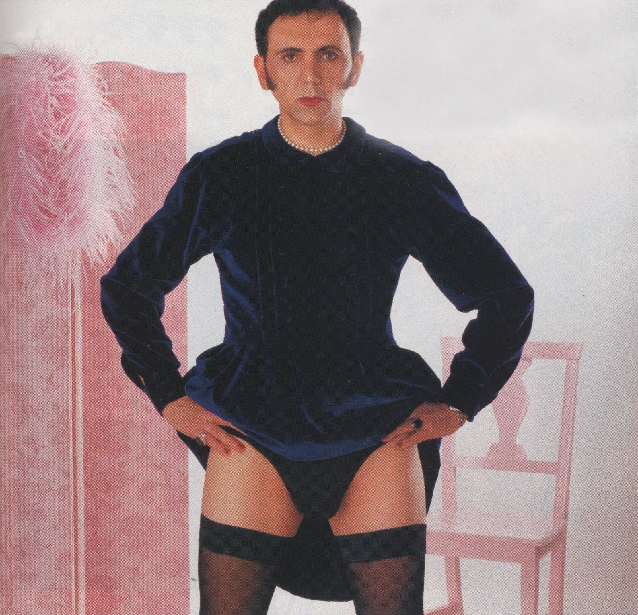 KEVIN ROWLAND | CONCRETE AND CLAY | ALBUM COVER | PHOTOGRAPHY RANKIN | DAZED & CONFUSED 58 | SEPT.1999