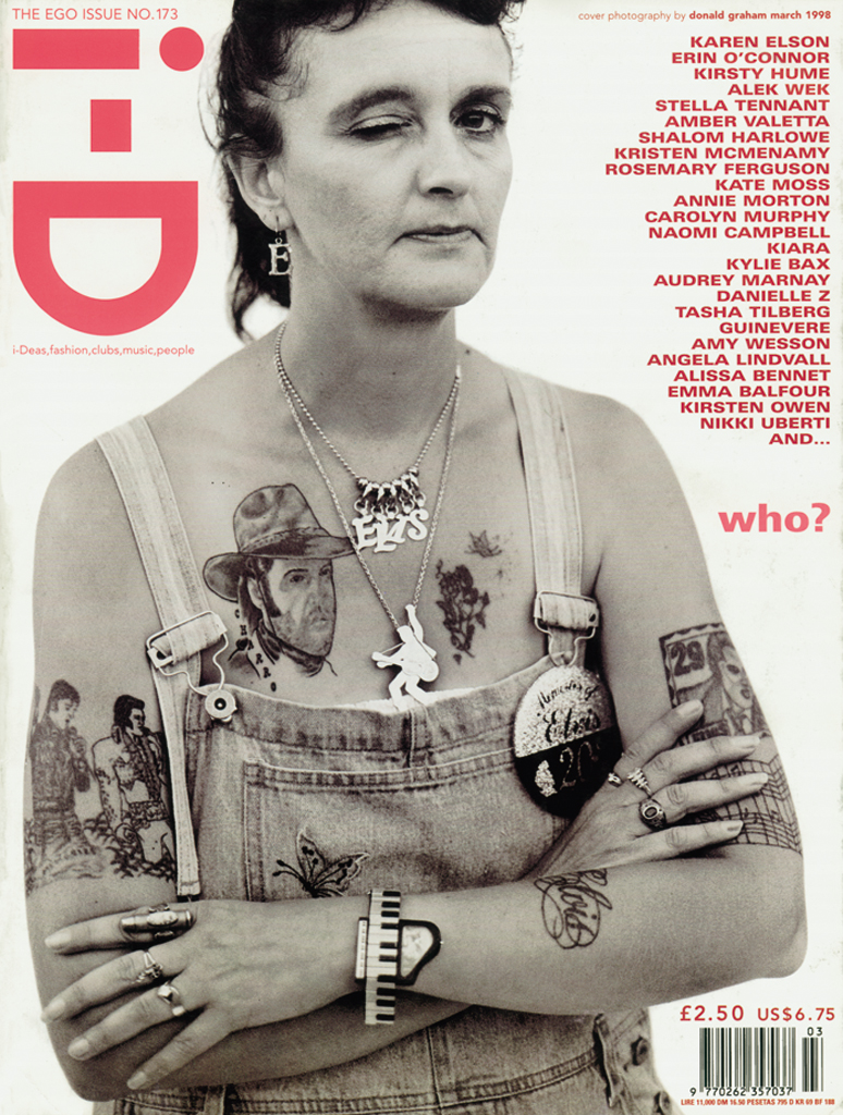 PHOTOGRAPHY DONALD GRAHAM | i-D NO.173 | THE EGO ISSUE | MARCH 1998