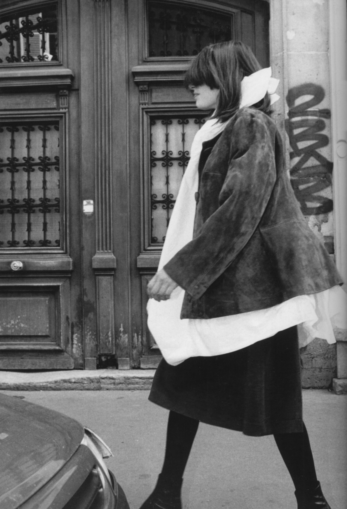 MAISON MARTIN MARGIELA | OVERSIZED COLLECTION | FALL/WINTER 2000/01 | PHOTOGRAPHY RONALD STOOPS