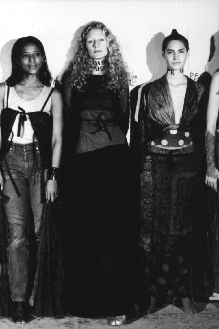 MAISON MARTIN MARGIELA | SPRING/SUMMER 1994 | RETROSPECTIVE COLLECTION | ICONIC LOOKS FROM 1989 TO 1993 | PHOTOGRAPHY TATSUYA KITAYAMA