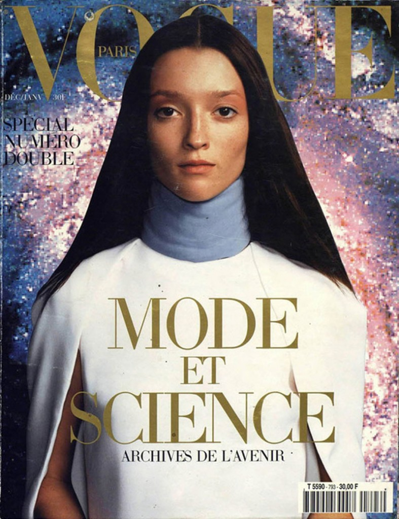 MARIO TESTINO | VOGUE PARIS | AUDREY MARNAY | DECEMBER/JANUARY 1998/1999