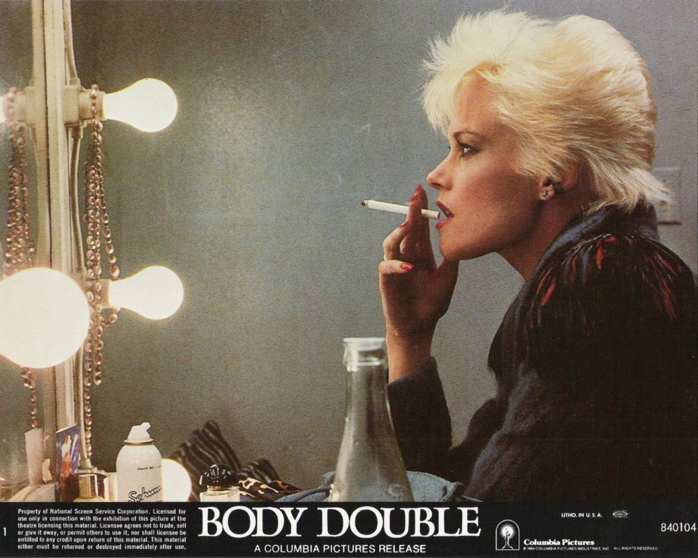 MELANIE GRIFFITH | BODY DOUBLE DIRECTED BY BRIAN DE PALMA | 1984