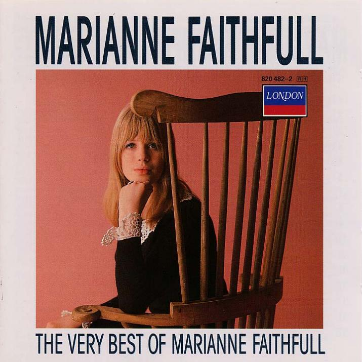 From Archive| MARIANNE FAITHFULL|The very best of