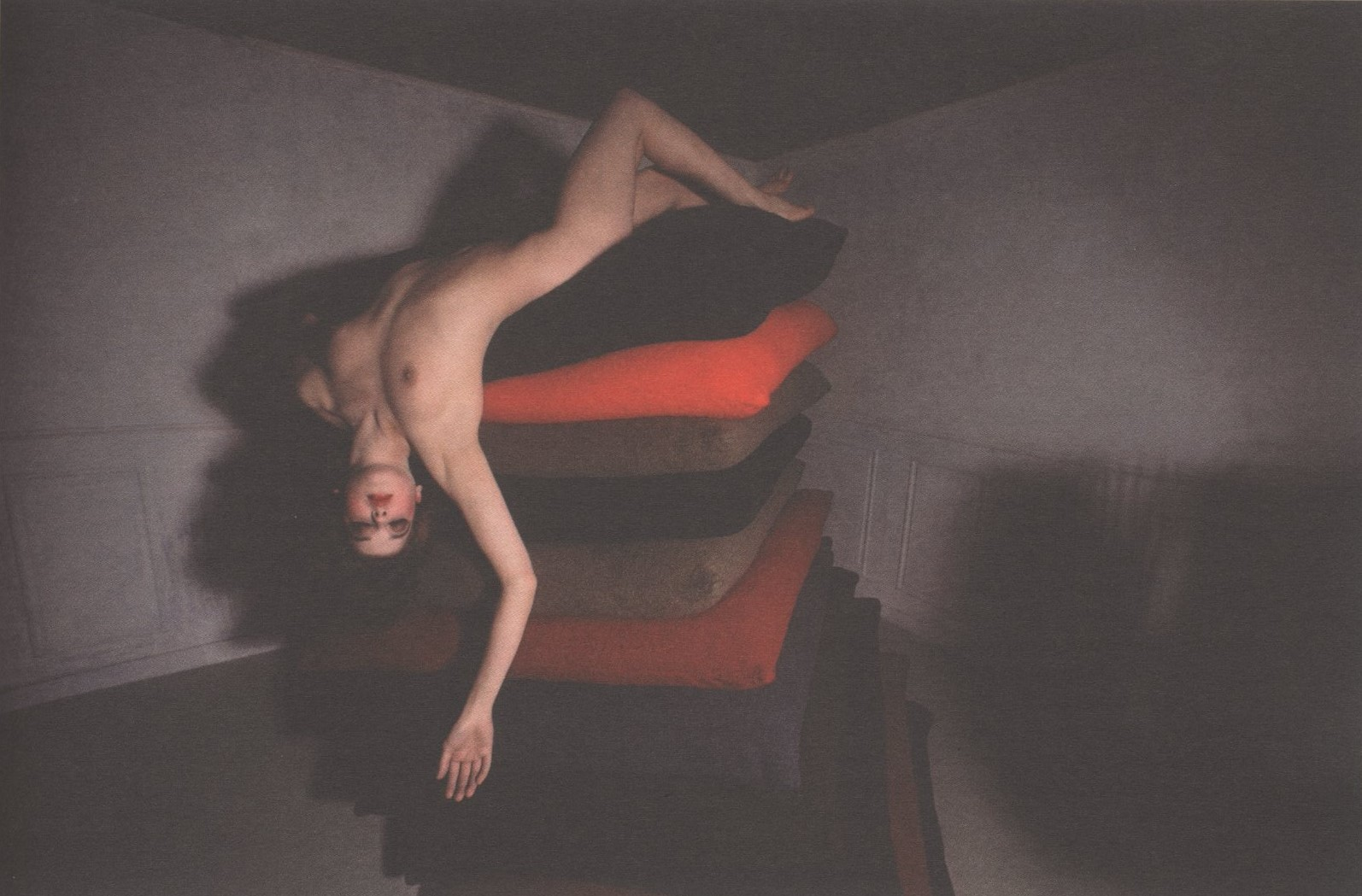 NICOLLE MEYER | PHOTOGRAPHY GUY BOURDIN | 1977 | PURPLE FASHION | ISSUE 4 | FALL/WINTER 2005/2006