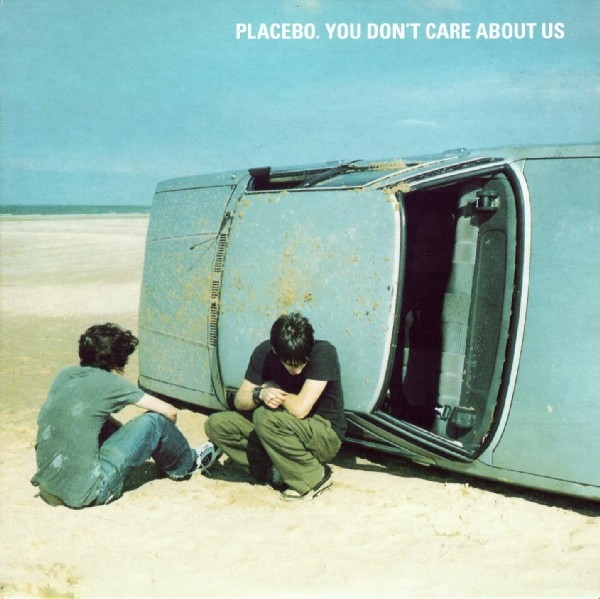 PLACEBO, PHOTOGRAPHY CORINNE DAY, YOU DON'T CARE ABOUT US, CD SINGLE, SEPTEMBER 1998