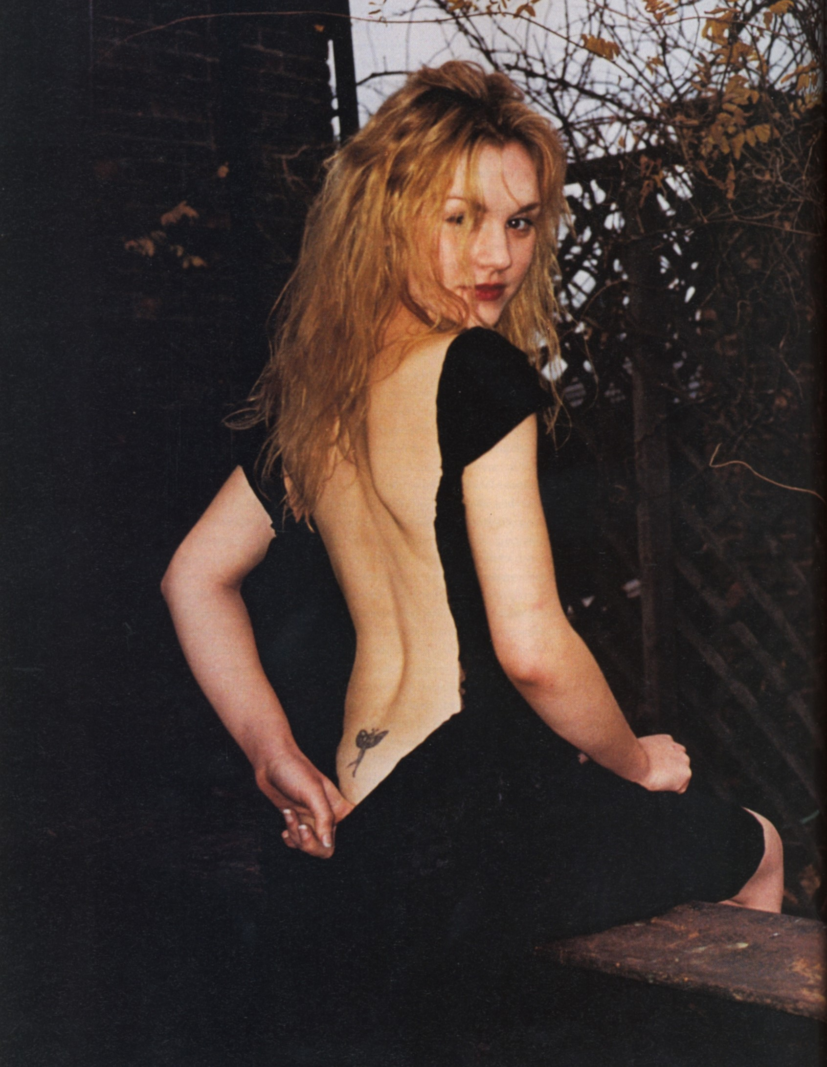 RACHEL MINER | PHOTOGRAPHY MATT JONES | i-D MAGAZINE | MARCH 2002