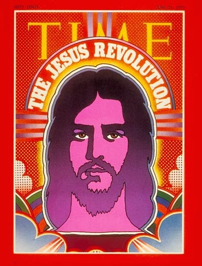 TIME THE JESUS REVOLUTION