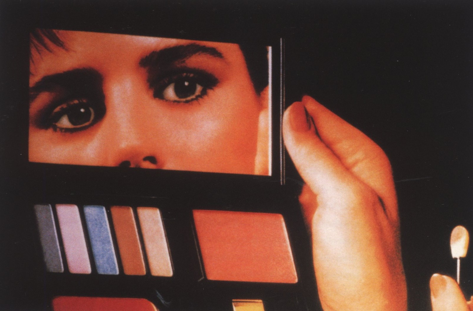 UNTITLED ( MAKE-UP ) | 1982-84 | PHOTOGRAPHY RICHARD PRINCE