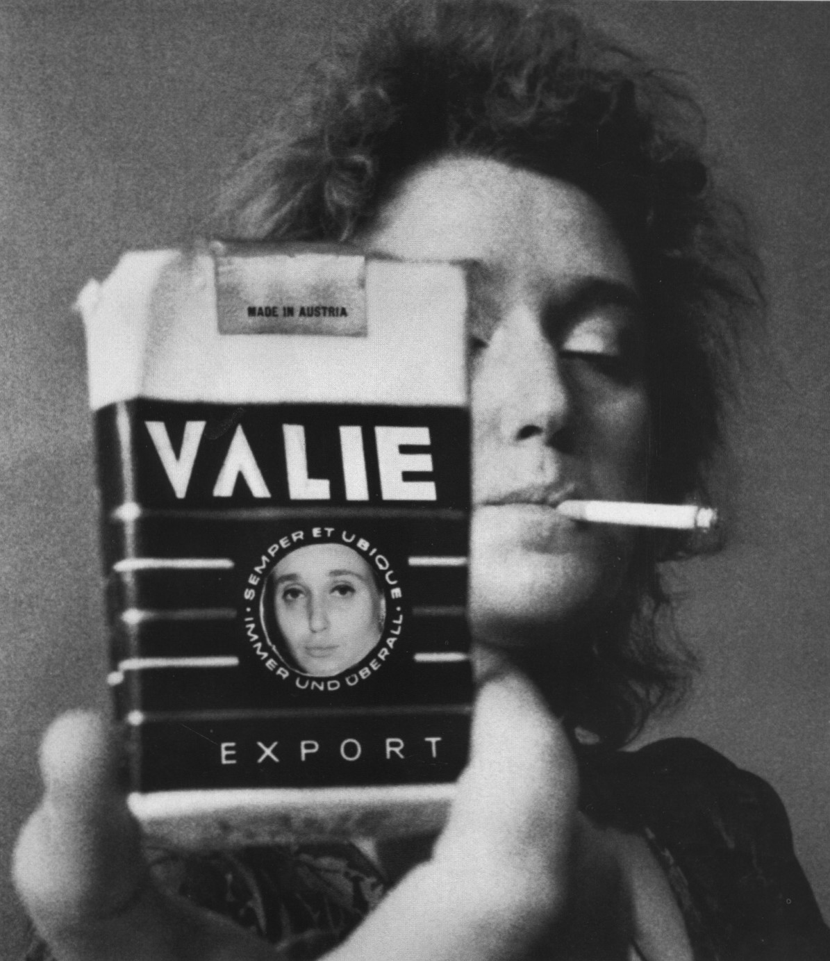 VALIE EXPORT | SELF PORTRAIT: TRANSFER IDENTITY | 1969/70