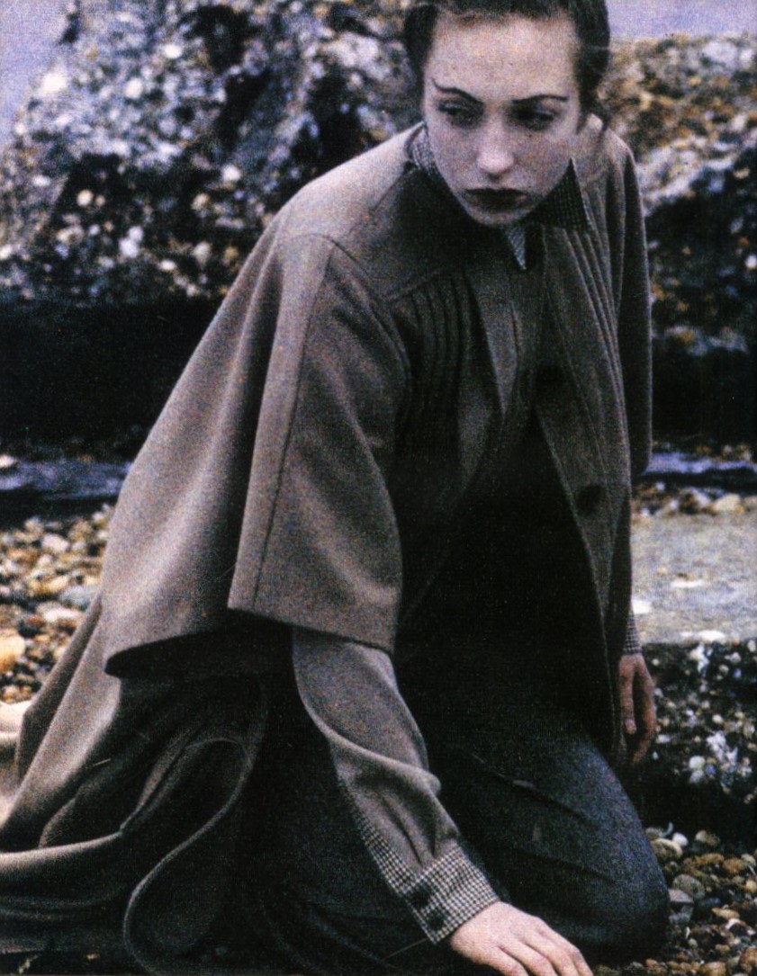 VERONIQUE BRANQUINHO | PHOTOGRAPHY DEBORAH TURBEVILLE | NOVA | NOVEMBER 2000