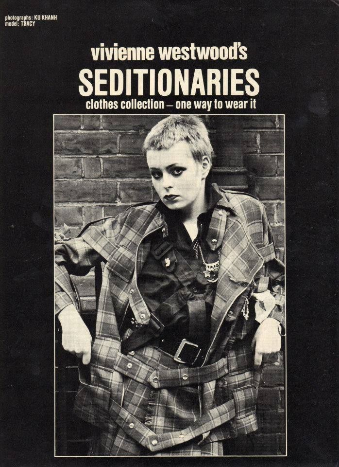 VIVIENNE WESTWOOD'S SEDITIONARIES PHOTOGRAPHY KU KHANH AUTUMN 1977